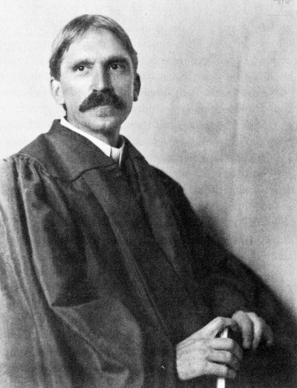John Dewey in 1902